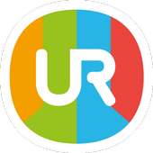 UR 3D Launcher—Customize Phone icon