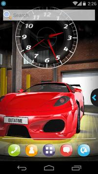 Cars Live Wallpaper poster