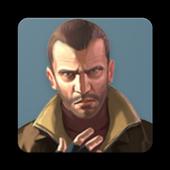 Niko Bellic Soundboard: Grand Theft Auto IV icon