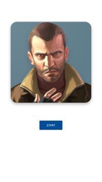 Niko Bellic Soundboard: Grand Theft Auto IV poster