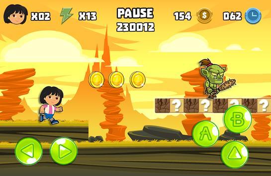 Dora Hero Of The Exploler apk screenshot