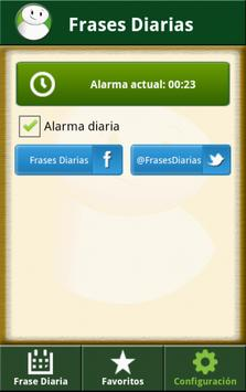 Frases Diarias screenshot 2