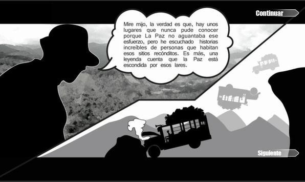 Chiva Paz apk screenshot