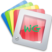 Wallpaper creator icon