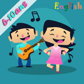 Songs and rhymes for kids icon