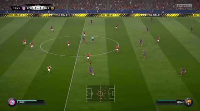 Guide of FIFA 17 apk screenshot