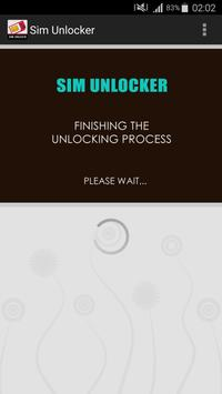 Sim imei Unlocker - simulator screenshot 5