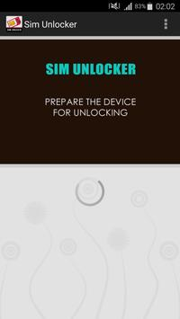 Sim imei Unlocker - simulator screenshot 2
