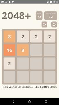 2048+ Puzzle poster