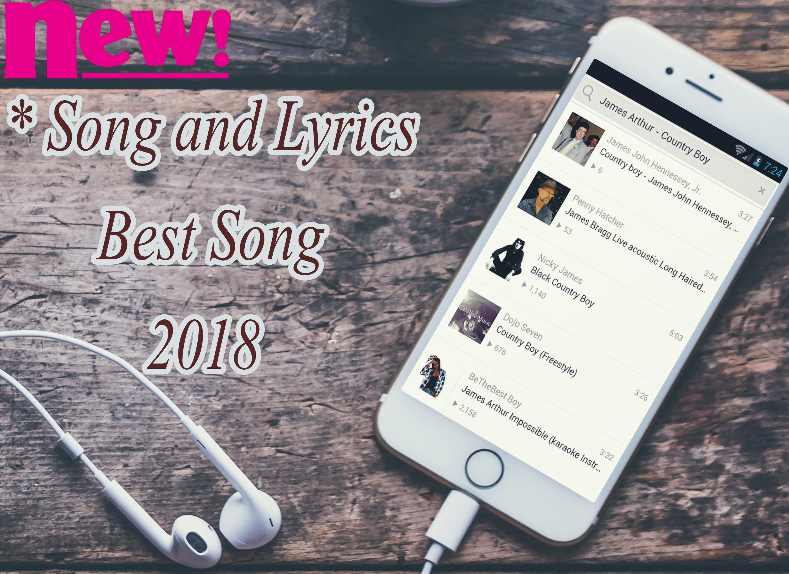 James Arthur - You Deserve Better Lyrics 2018 for Android - APK Download