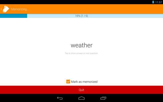 Simple Word Book imagem de tela 7