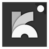 KasatMata UI Icon Pack Theme ikon
