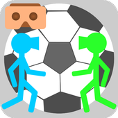 VR Weird Ball Soccer Online icon