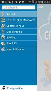 CFTC MANPOWER apk screenshot