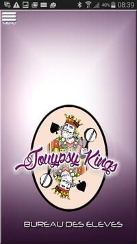 JOUYPSY KINGS poster