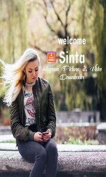 Sinta | Intsa Picture and Video Downloaders poster