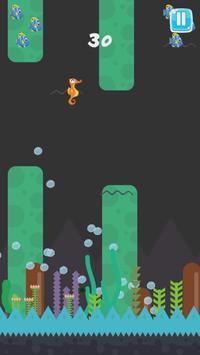 Flappy Seahorse apk screenshot
