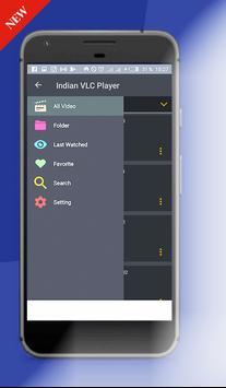 MAX media player  - Indian Video Player 2017 apk screenshot