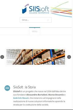 Siis App apk screenshot
