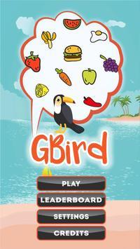GBird poster