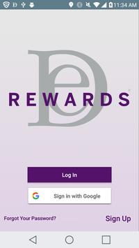 Design Essentials Rewards poster