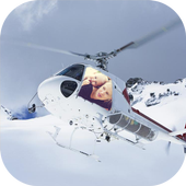 Helicopter Frame Photo icon