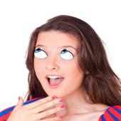 Cartoon Eyes icon