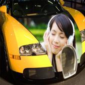 Sport Car Frame photo icon