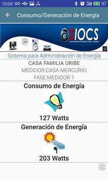 SIOCS Energía apk screenshot
