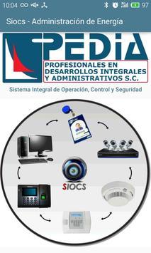 SIOCS Energía poster