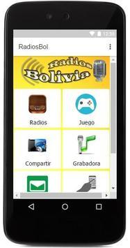 Radios de Bolivia en Linea poster
