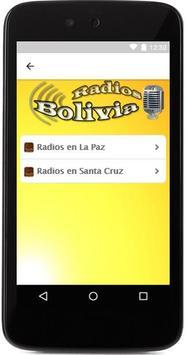 Radios de Bolivia en Linea screenshot 1