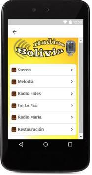 Radios de Bolivia en Linea screenshot 7