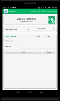 SalesOrder-SFBL screenshot 1