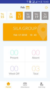 SILA Connect poster
