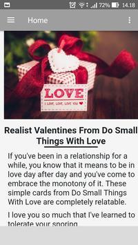 Valentine Card Funny screenshot 3