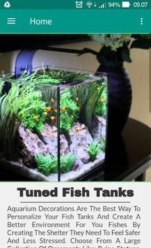 Aquarium Theme Ideas screenshot 2