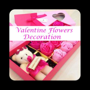 Valentine Flowers Decoration apk screenshot