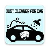 Dust Cleaner For Car icon