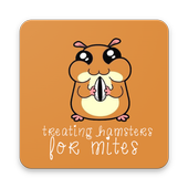 Treating Hamsters For Mites icon