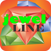 Line of Jewel Game icon