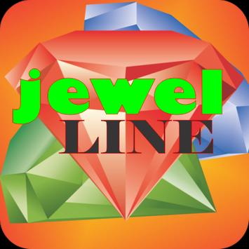 Line of Jewel Game poster