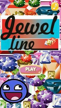 Line of Jewel Game apk screenshot