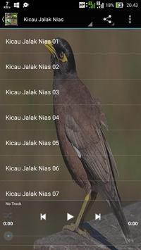 Kicauan Burung Jalak Terlengkap apk screenshot