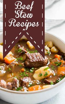 Beef Stew Recipes poster