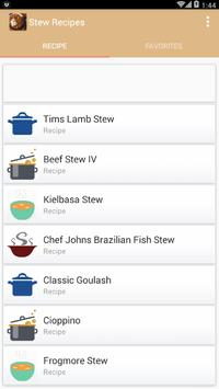 Beef Stew Recipes screenshot 1