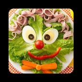 Easy Clown Salad Recipe icon