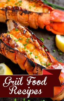 Grill food Recipes poster