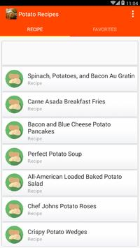 Potato Salad Recipes screenshot 1