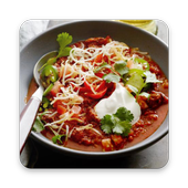 Chili Recipes Home Made icon